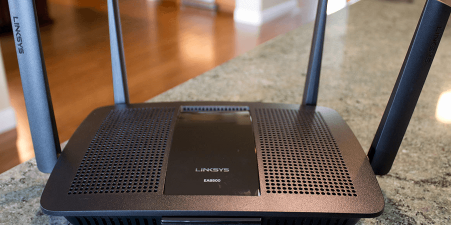 linksys vs asus router